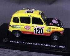 1/43 Renault 4 4X4 C&B Marreau 1980