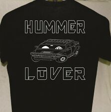 Hummer Lover T shirt more t shirts listed for sale Great Birthday Gift Car Guy