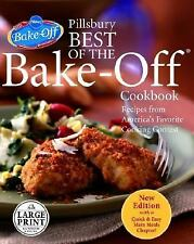 Pillsbury Best of the Bake-Off Cookbook: Recipes from America's Favorite Cookin