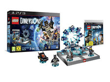 Lego Dimensions-Starter pack para PlayStation 3 ps3 | 71170 | incl. Toy pad etc