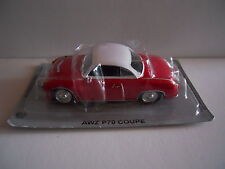 Legendary Cars CCCP AWZ P70 COUPE' Sovietiche 1:43 Die Cast [MV1-1]