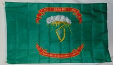 UNITED STATES 1st REGIMENT IRISH BRIGADE ARMY FLAG 3 X 5 3X5 NEW