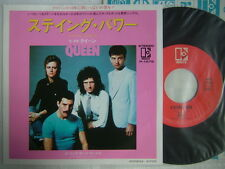 QUEEN STAYING POWER / 7INCH NM MINT- STOCK COPY