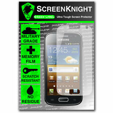 Screenknight Samsung Galaxy Ace 2 Protector De Pantalla Invisible Militar Escudo