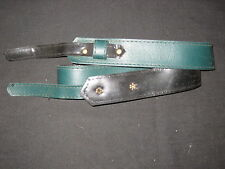 Girl Scout Leather Belt or Strap, Waist 28