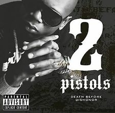 Death Before Dishonor 2 Pistols MUSIC CD