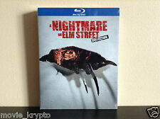 A Nightmare on Elm Street Collection: The Original First 7 Nightmares!...