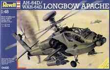 Revell 1/48 Apache AH-64 D Brit/US Army Plastic Model Kit 04420