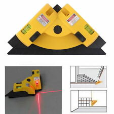 Right Angle 90 Degree Vertical Horizontal Laser Line Projection Square Level BY