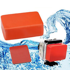 Floaty Float Box Case Adhesive Anti Sink For SJCAM SJ4000 SJ6000 AEE Cameras