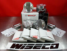 Wiseco Forged Pistons K586M90AP for Nissan KA24DE 240SX 16V 9:1cr TURBO 90mm