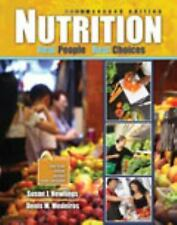 Nutrition: Real People, Real Choices, MEDEIROS  DENIS M, HEWLINGS  SUSAN J, Acce
