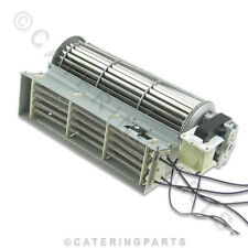 HOT CUPBOARD FAN MOTOR WITH HEATING ELEMENT 2000W (2KW) 180mm x 60mm