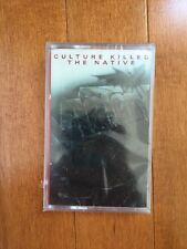 In-Opened Culture Killed the Native by (Victory Cassette, Feb-1989)