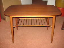 HANS WEGNER DANISH TEAK MID-CENTURY COFFEE TABLE OR END TABLE FINN JUHL LIKE