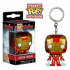 Avengers Age of Ultron Iron Man Pocket Pop! Vinyl Figure Key Chain -New in stock