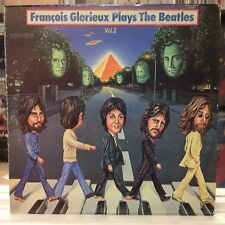 EXC/NM LP~FRANCOIS GLORIEUX~Plays The Beatles~Volume 2~TWO~[OG 1978 VANGUARD ]