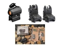 Vortex Sparc Gen 3  + Magpul BUIS Flip Sights  + Free MAGPUL GIFT Red Dot Spark