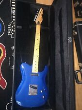 90's American Made Electric Blue Peavey USA Generation Series w/ Hardshell Case!