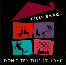 Billy Bragg: Don't Try This At Home - CD (1991)