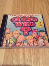 Guess Who? Pc Computer Game -- Hasbro Guess Who