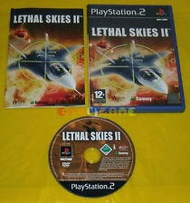 LETHAL SKIES II 2 Ps2 Versione Inglese »»»»» COMPLETO