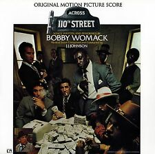 BOBBY WOMACK & JJ JOHNSON Across 110th Street UNITED ARTISTS Sealed Vinyl LP