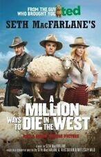 A Million Ways to Die in the West-ExLibrary