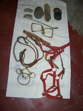 Horse Tack Lot Miscellaneous Lot