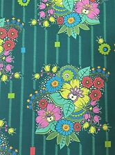 Anna Maria Horner Cotton Fabric by HY ~ Folk Song Collection ~ Minor Chords Jade