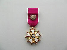 *(A19-016) LEGION OF MERIT original US Orden Miniaturorden Officer