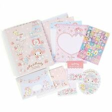 Sanrio My Melody letter set NEW 2017 NEWEST