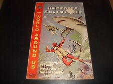 Classic Illustrated Undersea Adventure #30 Vintage Comic Book 1960 VG Condition