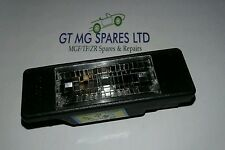 ROVER 25 45 MGZR MGZS BUMPER NUMBER PLATE LIGHT New genuine MG  XFC000160