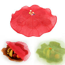 Food Cover Table Cloth Korea Traditional Gift Ramie fabric Tablecloth red & blue