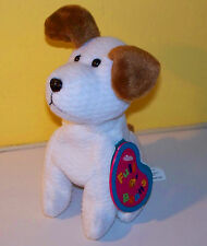 1999 Avon Full O Beans Scout The Terrier Bean Bag Toy With Tags
