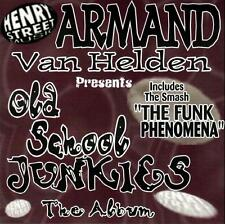 Armand Van Helden - Old School Junkies The Album (9 trk CD / Funk Phenomena)