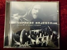 SUPREME MAJESTY - TALES OF A TRAGIC KINGDOM. CD