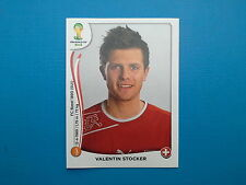Panini World Cup Brasil 2014 n.350 Valentin Stocker Switzerland
