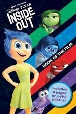 Disney Pixar Inside Out Book of the Film (Disney, , New
