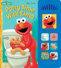 Potty Time with Elmo (2005, Board Book)