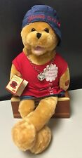 "Chantilly Lane Animated/Musical 19""  ""Friends"" Bear"