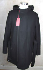 BOSS BY HUGO MANTEL MARGO 48 M WINTER DUFFLE COAT 38R JACKET BLACK JACKE NEU