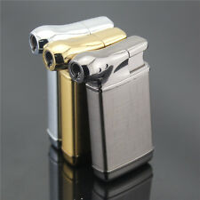 1PC Tobacco pipe jet torch flame windproof lighter good quality butane lighter