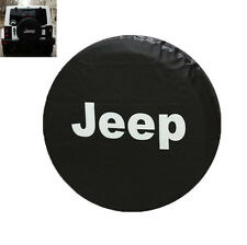 """Car Spare Wheel Tire Covers 16"""" for Wrangler liberty Cherokee 30""""-31"""" inch Large"""