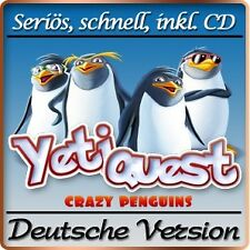 Yeti Quest-Pinguini in uso Deluxe-PC-GIOCO 3-Vince
