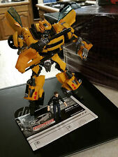 Hasbro Transformers ROTF Human Alliance Bumblebee & Sam - 1st Release NOT KO