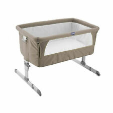 Culla Lettino Co-sleeping Next2Me Chicco Dove Grey