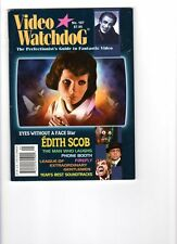 WoW! Video Watchdog #107 Its Alive! Soylent Green! Arachnia! Haunted Palace!