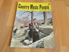 COUNTRY Music People Magazine Sep 1970 / 70 Slim WHITMAN Cover Vol 1 No 8